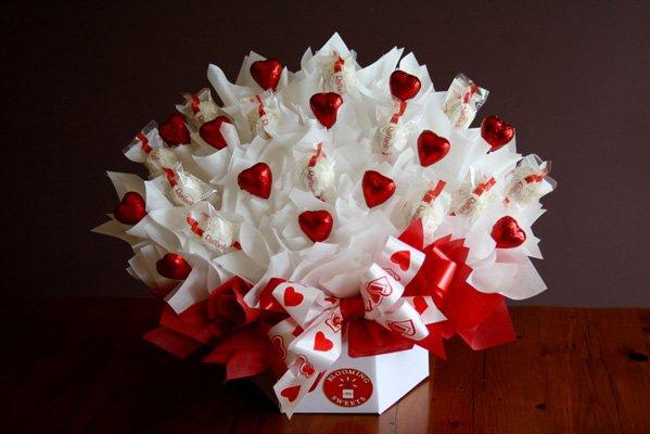День Святого Валентина букет