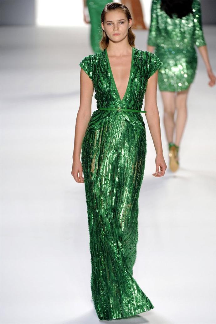 Модное платье на новый год 2014