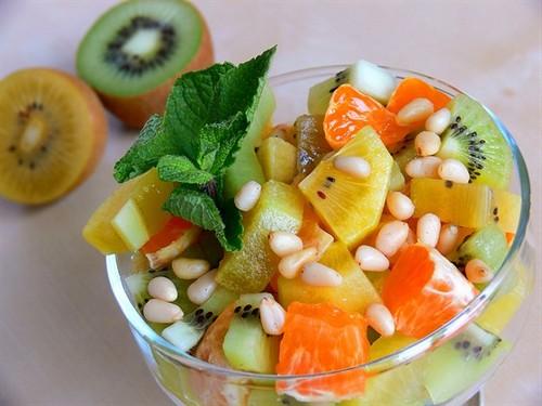 Десерт-фрукты