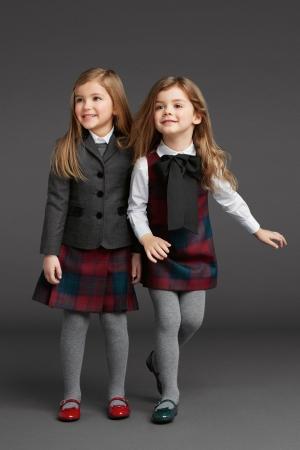 Школьная форма от Dolce & Gabbana: коллекция осень 2013 для малышей