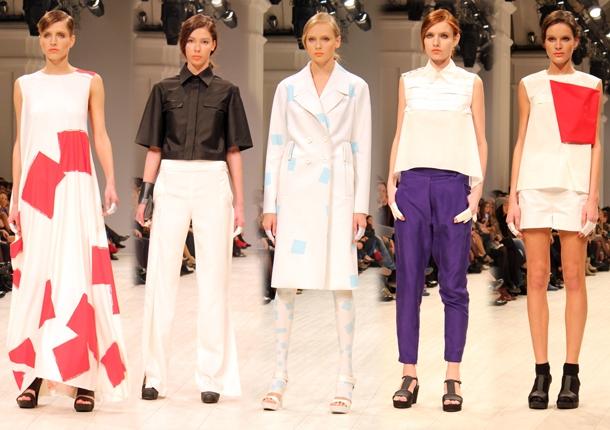 33 Ukrainian Fashion Week S/S 2014
