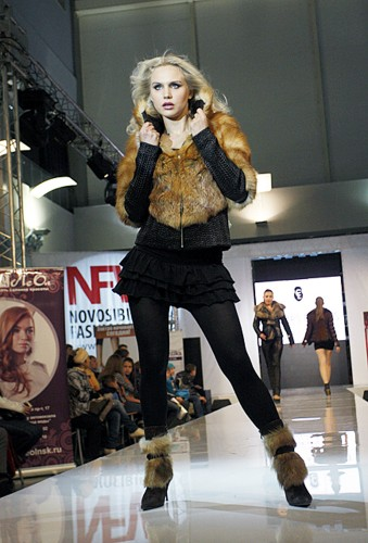 Novosibirsk Fashion Week (фото и видео)