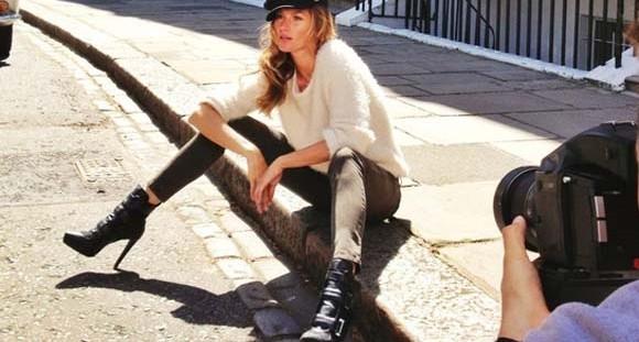 Gisele Bündchen for H&M Fall/Winter 2013-14