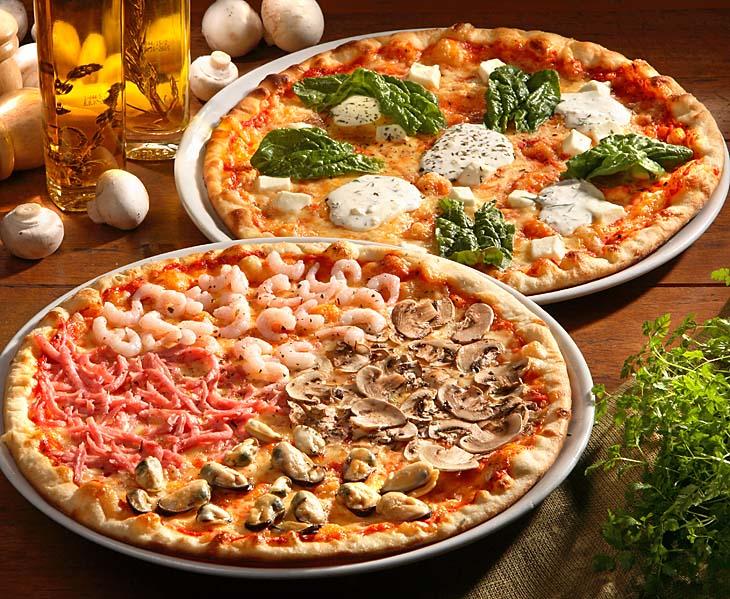 как приготовить пиццу без дрожжей
