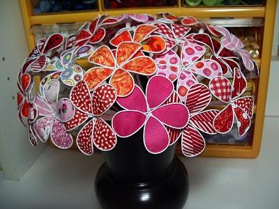 Искусственные цветы из ткани своими руками (фото-советы)