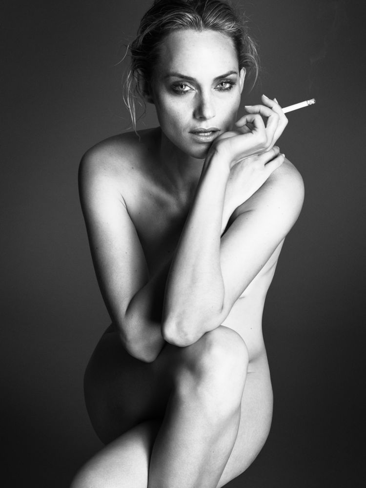 Эмбер Валлетта (Amber Valletta) для Interview Magazine (сентябрь 2013, фото моделей)
