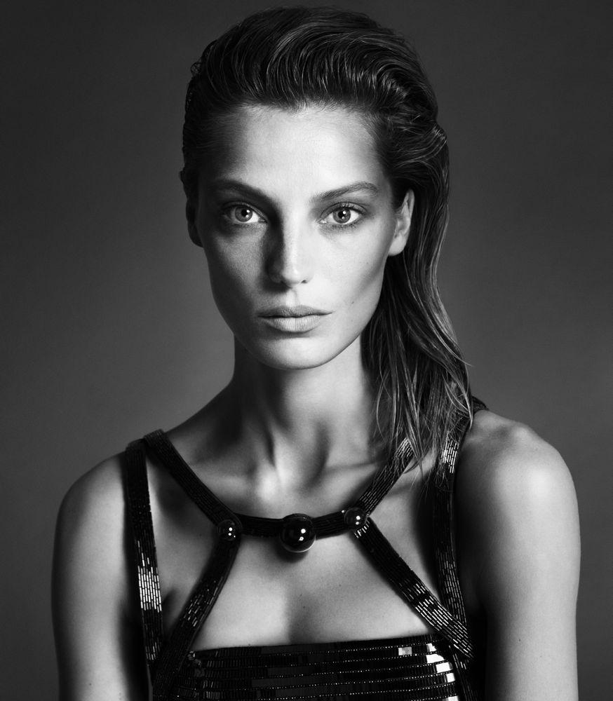 Дарья Вербова (Daria Werbowy) для Interview Magazine (сентябрь 2013, фото моделей)