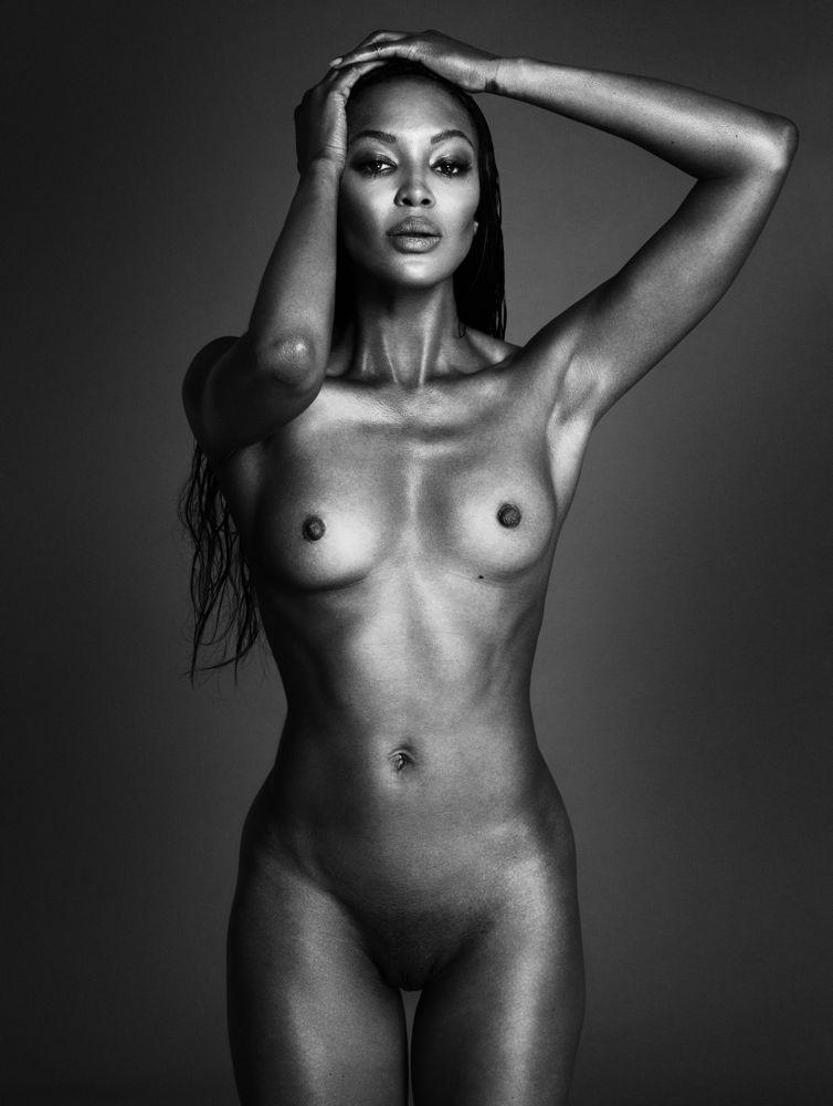 Наоми Кэмпбелл (Naomi Campbell) для Interview Magazine (сентябрь 2013, фото моделей)