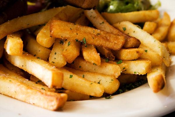 Растительное масло для жарки картошки