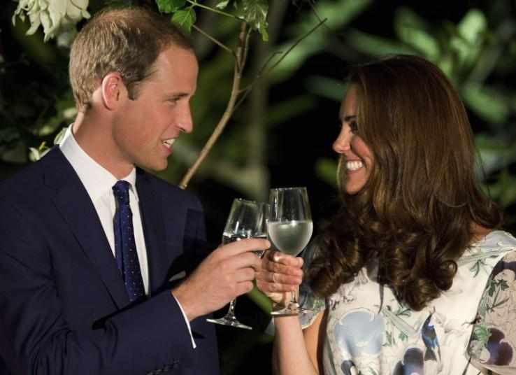 Кейт Миддлтон и принц Уильям ждут ребенка