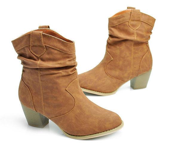 Ковбойские ботинки