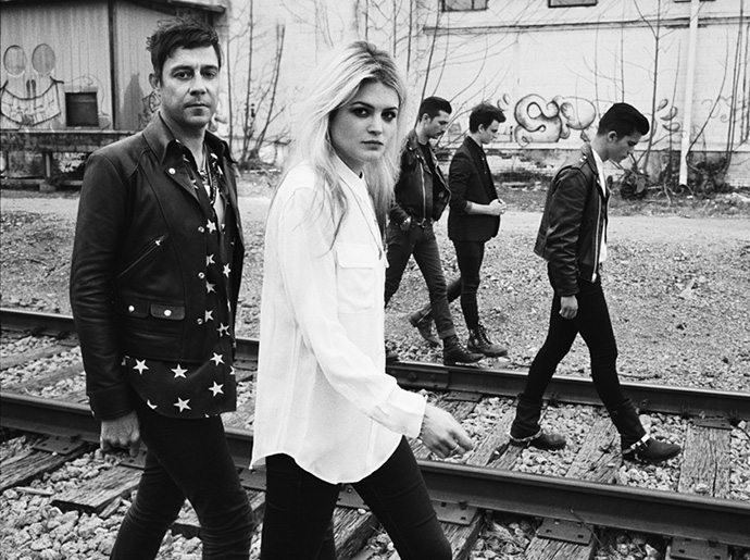 The Kills for Equipment 2013/14