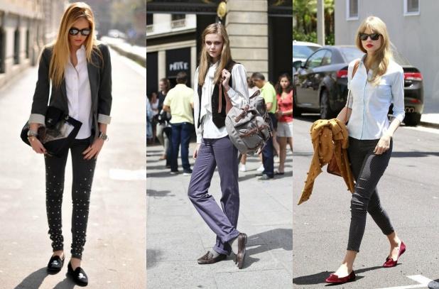 Модные лоферы