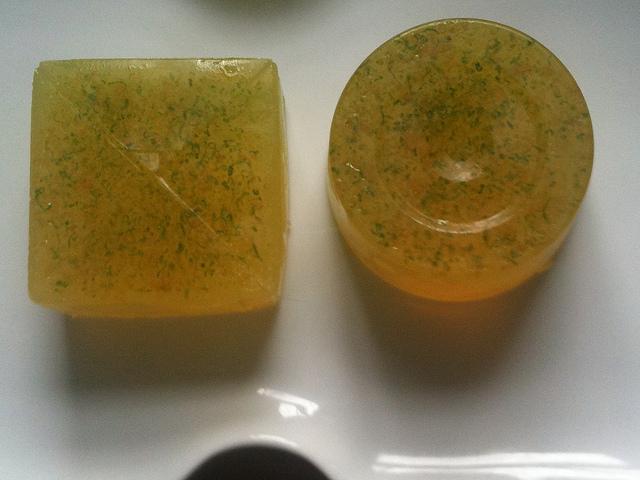 Горячий способ приготовления домашнего мыла