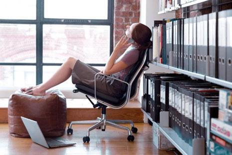 Как отдохнуть на работе - ароматерапия