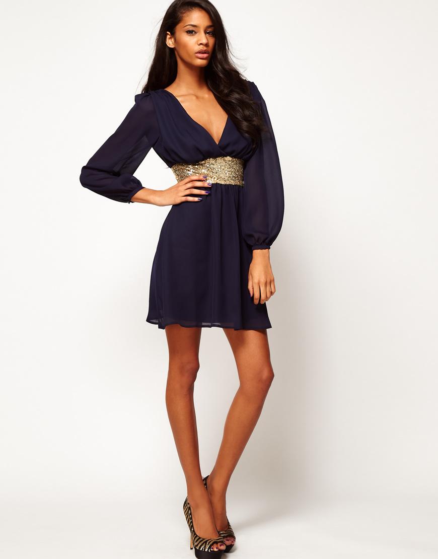 В чем встречать Новый год: красивые вечерние платья