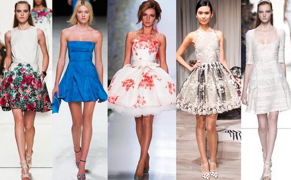 Выпускные платья 2014 - как выбрать