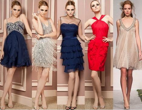 Классические платья на выпускной 2013
