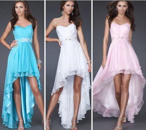 Платья на выпускной вечер 2013