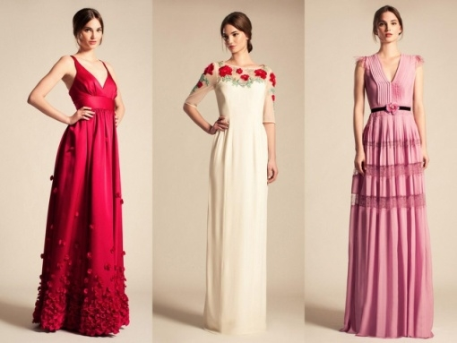 Вечерние платья на выпускной 2014