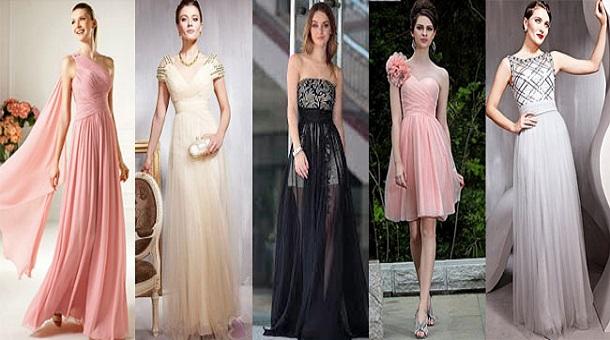 Модные платья на выпуск 2014