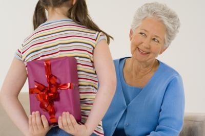 Подарок для бабушки