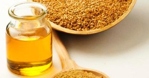Рецепты из льняного масла в народной медицине