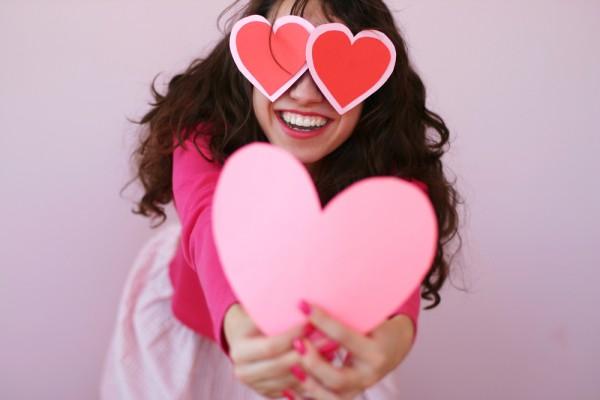 Празднование дня влюбленных