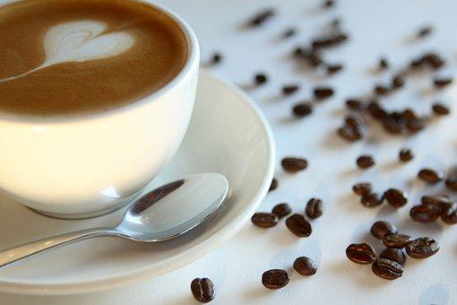 Сколько калорий в черном кофе