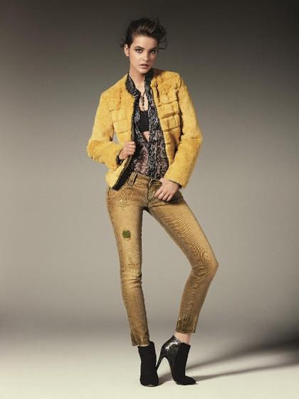 Модные новинки  2013-2014 от Gas Jeans, фото коллекции