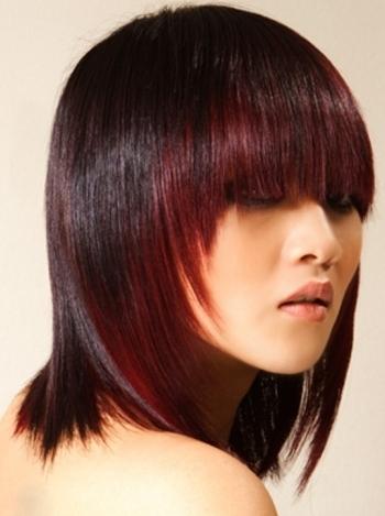 Стрижки на средние волосы 2013 с видео