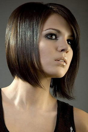 Стрижки на средние волосы 2013 - видео