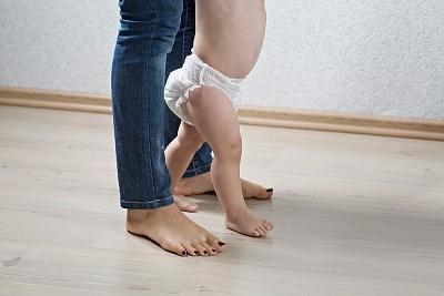 Научить ребенка ходить - что нужно