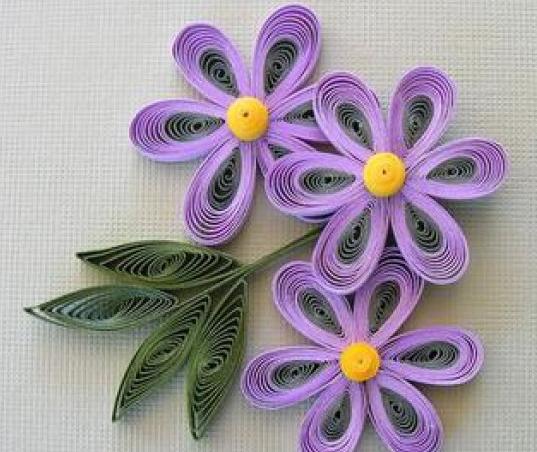 Искусственные цветы своими руками (с фото-советами)