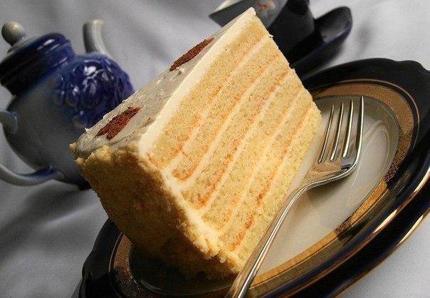 """Рецепт торта """"Люблю тебя"""""""