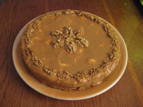 """Рецепт торта """"Прекрасная Мария"""""""