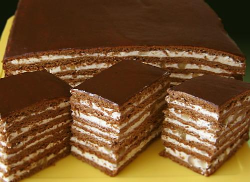 Рецепт самого вкусного и простого торта