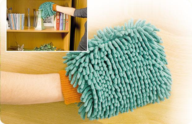Как правильно убирать пыль