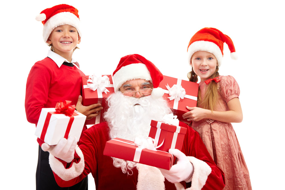 оригинальные новогодние подарки для всех