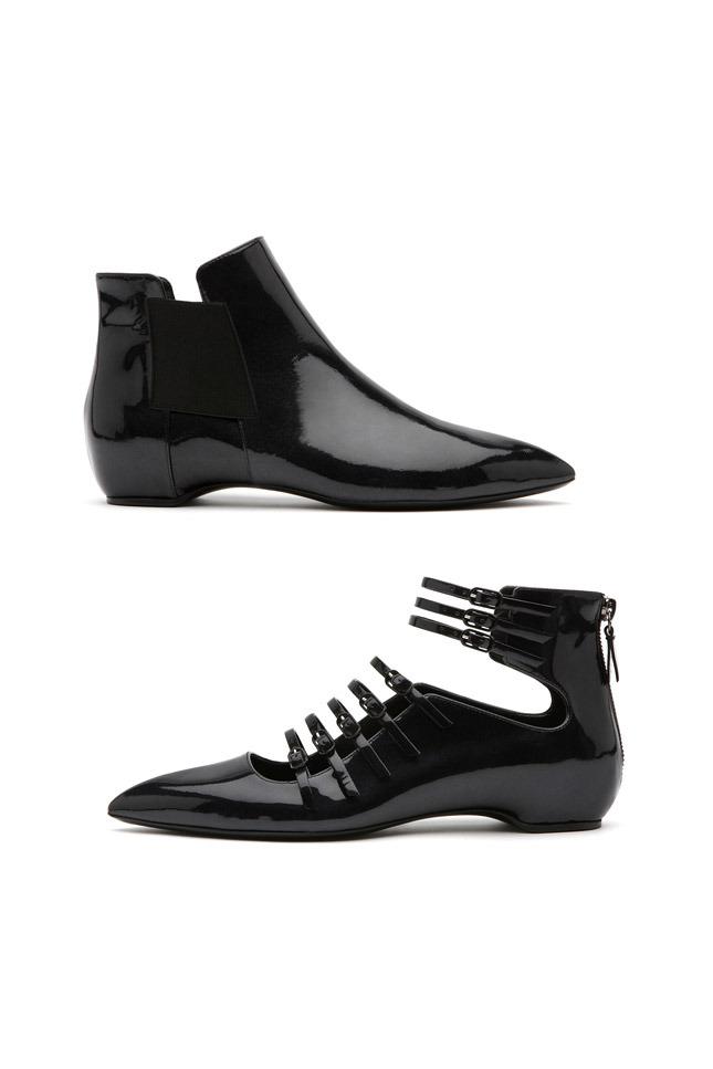 Итальянский бренд Casadei: фото рекламной кампании и обуви