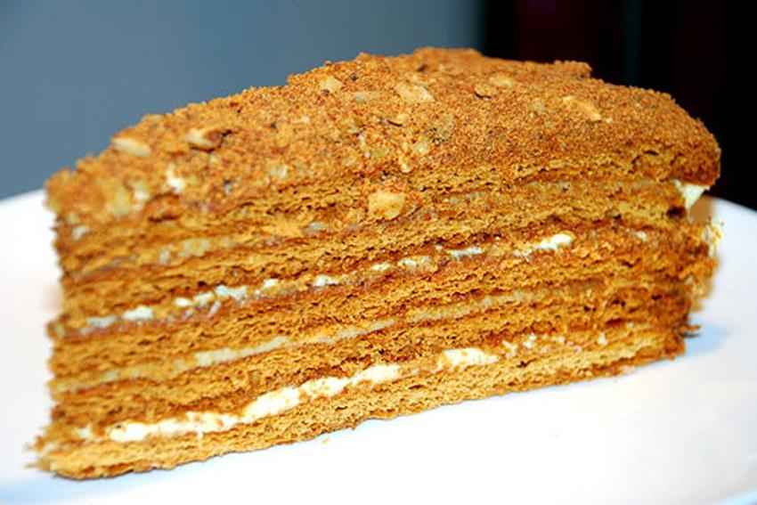 Рецепт простого и вкусного торта