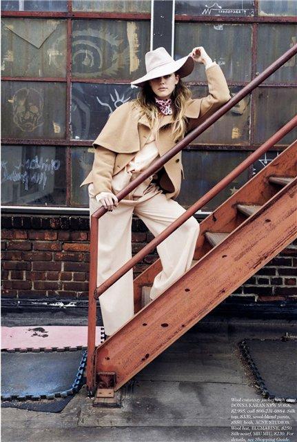 Эмбер Хёрд для модного еженедельника The Edit: интервью и фото актрисы