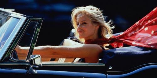 Женщины за рулем - правила поведения