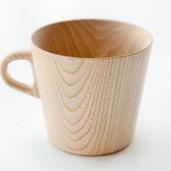 Деревянная чашка
