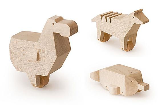 Деревянные изделия - игрушки для детей