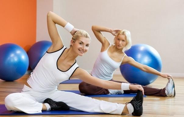 упражнения для гибкой фигуры